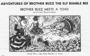 Brother Buzz - Toad story